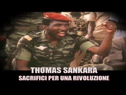 Thomas Sankara: Sacrifici per una Rivoluzione