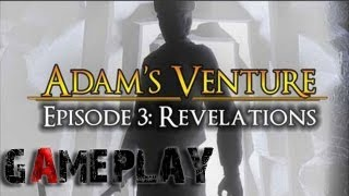 Adam's Venture 3: Revelations Gameplay (PC/HD)
