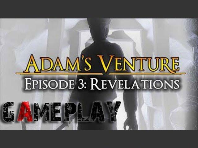 Русификатор Adam S Venture 2