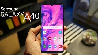 Samsung Galaxy A40 - COMPACT BEAUTY!!!
