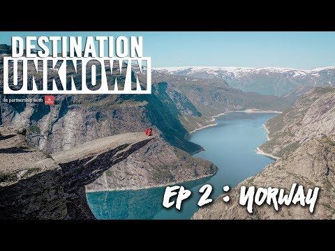 Destination Unknown Episode 2: Norway | The Travel Intern