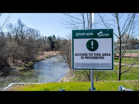 Why Is The Ganaraska River Closed For Salmon Fishing?