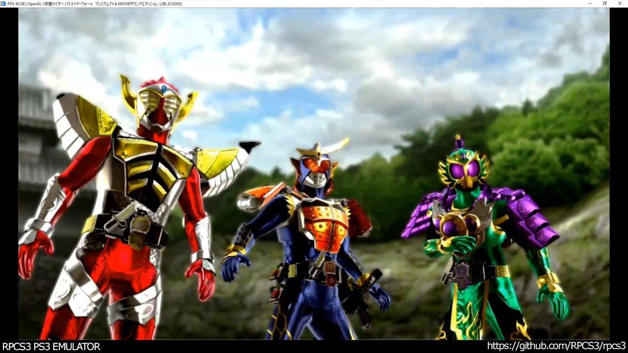 Kamen Rider Battride War Download