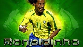 Top 10 gols de Ronaldinho