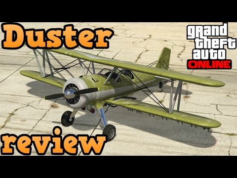 GTA online guides - Duster review