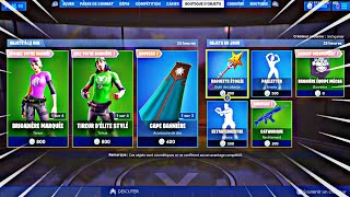 NEW SKINS FORTNITE, DAY BOUTIQUE, 19 JULY 2019