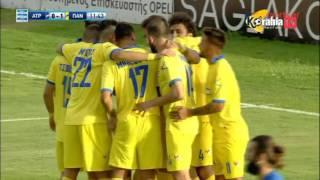 فيديو .. المحترفين   وردة يسجل هدف في اول فوز لفريقه بالدوري اليوناني