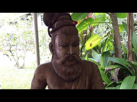 Shiva Temple in Kauai, Hawaii