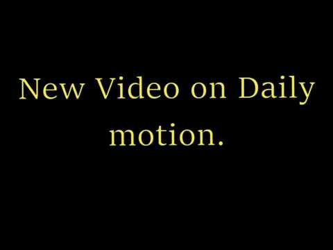 Check Out Vid On Dailymotion. I Hate My Self For Saying This