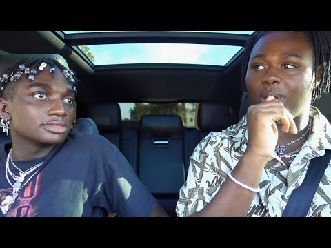 Driving with Rickey Thompson thumbnail