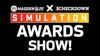 Madden 2020 Season Simulation Awards Show!