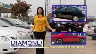 Diamond Automotive Group Advertisement