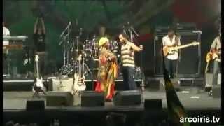 Ziggy Marley  And  Rita Marley - Rototom 2011