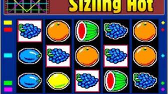 Symulator - Emulator Sizzling Hot Hot Spot na komputer PC - PL wersja 2