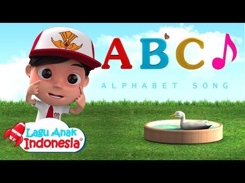 Lagu  Abcd | Lagu Anak Indonesia Ver English | Lagu Anak Terpopuler