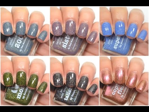 Picture Polish - Blogger Collaboration Shades | Swatch and Review