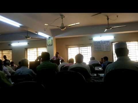 Exclusive Tea Auction Process in Chittagong Tea Auctions House