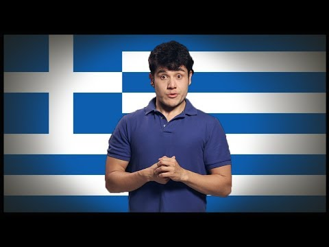 Flag Friday Greece! (Geography Now)