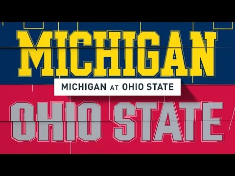 Inside College Football: 3 Michigan at 2 Ohio State preview