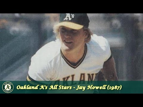 Oakland A's All Stars Episode 13  Jay Howell 1987