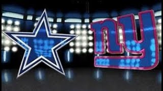 Cowboys vs Giants - Full Game (Beckham game) - 11/23/2014