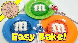 2006 Easy Bake Oven, Featuring M&m's Cake Bake Set!