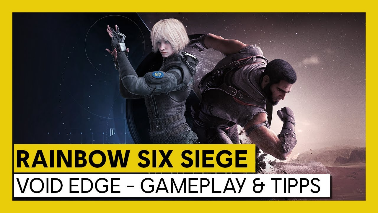 [AUT] Tom Clancy's Rainbow Six Siege – Void Edge - Gameplay & Tipps thumbnail