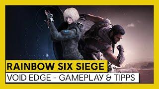 [AUT] Tom Clancy's Rainbow Six Siege – Void Edge - Gameplay & Tipps