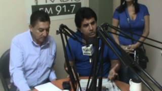 Entrevista en Radio Café de Jipijapa (parte 2)