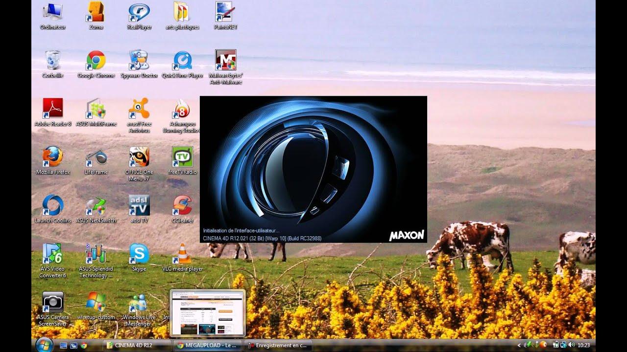 Full Free Download Keygen Cinema 4D + Patch