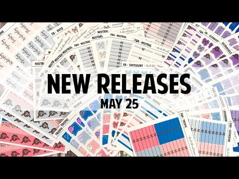 New Releases | Catherine and Huge Foil Functional Release