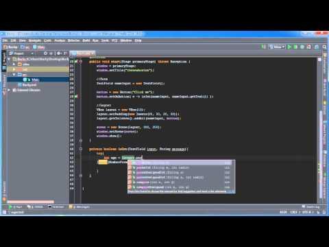 JavaFX DatePicker Example Doovi