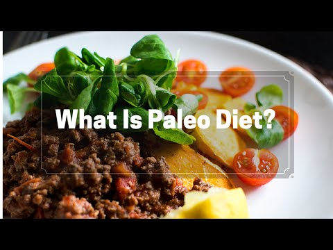 What is paleo diet?  - Introducing the Paleo Basics