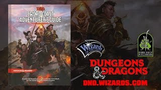 Game Geeks #263 Dungeons & Dragons: Sword Coast Adventurer's Guide