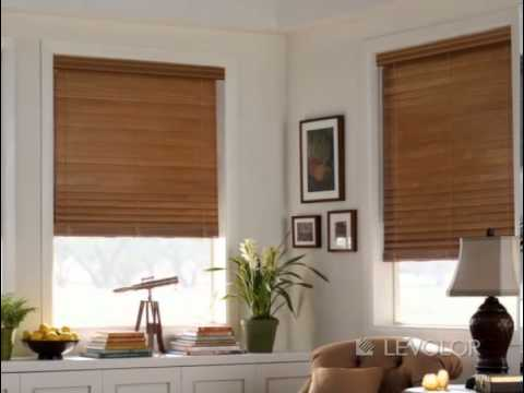 Levolor Custom Wood Blinds - Updated 2008