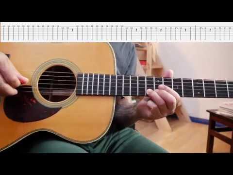 Kal Ho Na Ho | Guitar Lesson With Tabs