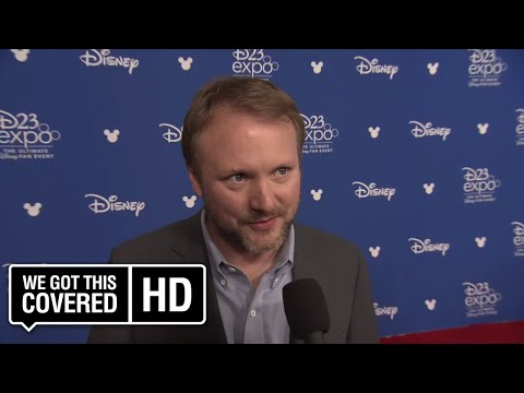 INTERVIEW: Rian Johnson Talks STAR WARS: THE LAST JEDI At D23 [HD]