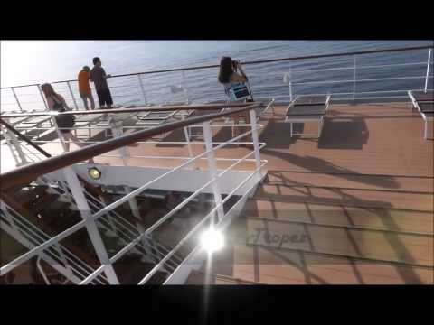 Cruise vacation: Saint Tropez & Palma, Mallorca (P