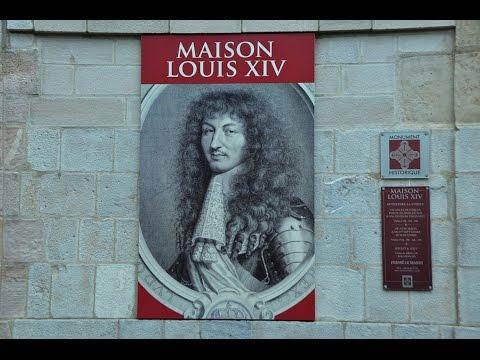 France - Saint Jean de Luz - Maison Louis XIV