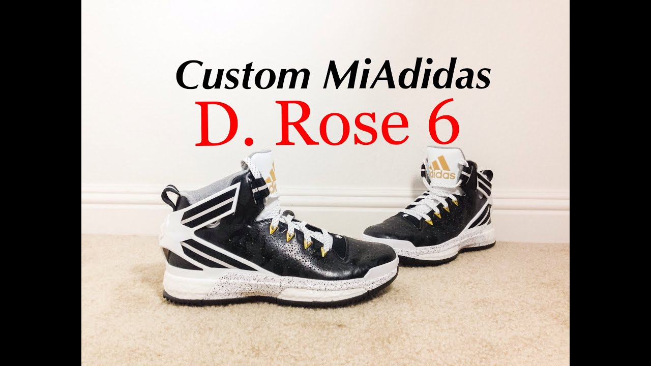adidas d rose 6 boost xeno