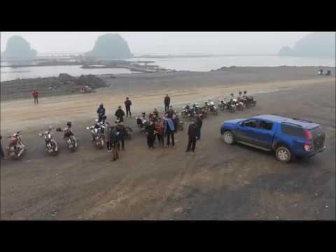 Du xuân Hanoi Royal Rider - Tam Chúc Hà Nam