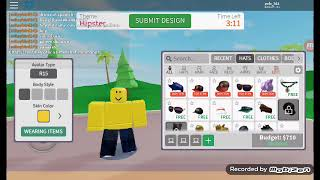 Design it in roblox I lose add me on roblox polo-h12