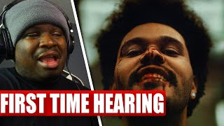 The Weeknd - Too Late (Audio) - REACTION