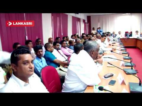 Provincial Special Dengue Meeting In Trincomalee
