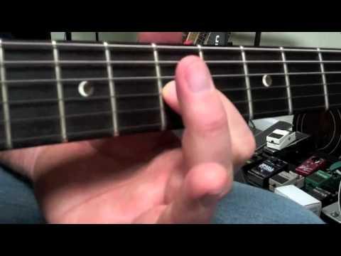 Lead Guitar Lesson: Technique Spotlight on Finger Rolls