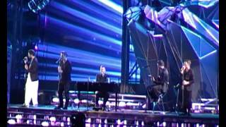 Take That Back for Good live @ San Siro Progress Tour 2011