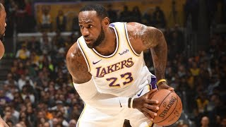 LeBron Trip Dub! Therapist Says Came Back Too Soon! 2018-19 NBA Season