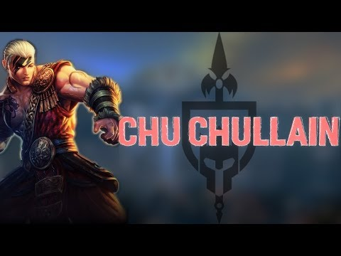 CHU CHULLAIN: MONSTER IN THE MID LANE! - Incon - Smite