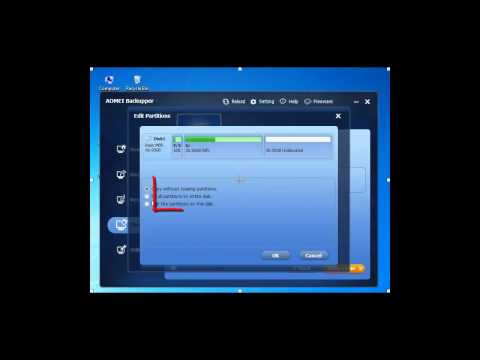 Free Disk Cloning Software—AOMEI Backupper
