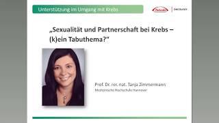 """Webinar """"Sexualität und Partnerschaft bei Krebs - (k)ein Tabuthema?"""""""